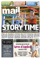 Great Eastern Mail-Front Cover-Nov-18