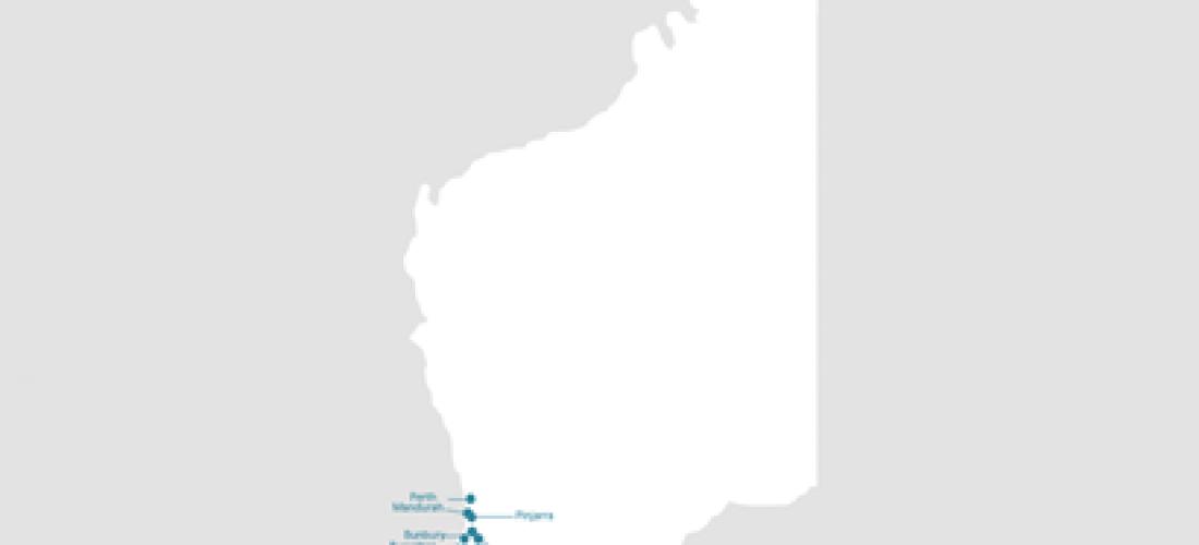 WA Coverage Map